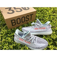 Adidas Yeezy Boost 350 V2 B37571 Gray Three F17