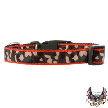 Bret Michaels Pets Rock™ Camo Dog Collar | Collars | PetSmart