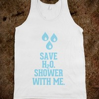 Save H2O Shower with me
