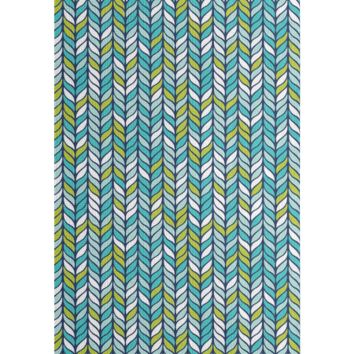 Blue Fletch Yoga Mat