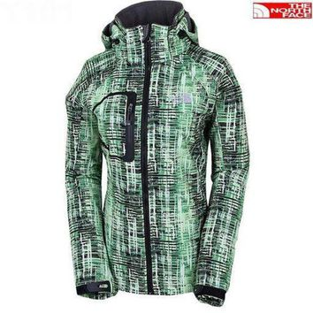 DCCKBWS The North Face / North Face / Le Si Feisi female soft shell