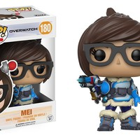Funko Pop Games: Overwatch Mei 180 13085