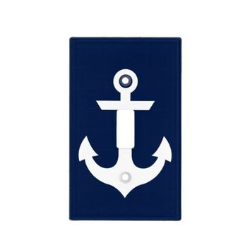 Nautical Light Switch Cover