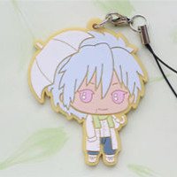 DRAMAtical Murder DMMD Cosplay Clear detailed PVC Figure Cell Phone Strap Charm