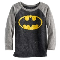 Toddler Boy Jumping Beans® Batman Raglan Graphic Tee