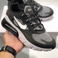 NIKE AIR MAX 270 REACT GS cheap Men's and women's nike shoes