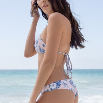 Frankie's Bikinis - Marina Bottom | Hawaiian Blush