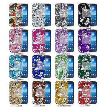 Samsung Galaxy Mega 6.3 Bling Case Samsung Galaxy Mega 6.3 Case for Samsung Mega 6.3 Bling Case Bling Samsung Mega 6.3 Case i9200 ED