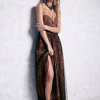 Free People Womens Dare To Dream Maxi