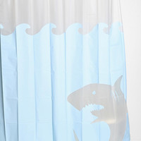 Jaws Shower Curtain - Urban Outfitters