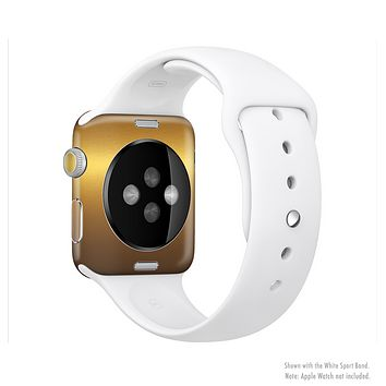 The Gold Shimmer Surface Full-Body Skin Kit for the Apple Watch