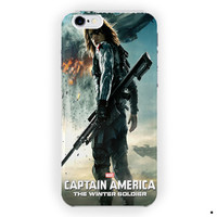 Captain America The Winter Soldier For iPhone 6 / 6 Plus Case