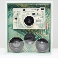 Lomography Instant Camera Honolulu Edition