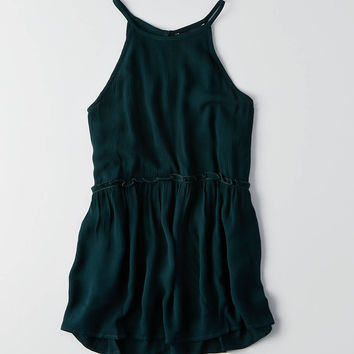 AEO Hi-Neck Swing Tank , Emerald
