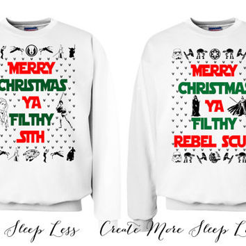 Star Wars Christmas Sweater. Star-Wars-Christmas-Sweater.