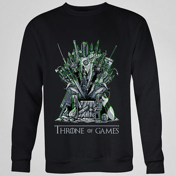 Throne of Games Unisex Sweater