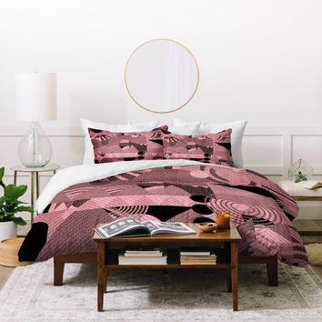 Nick Nelson Lost Frequencies In Pink Duvet Cover