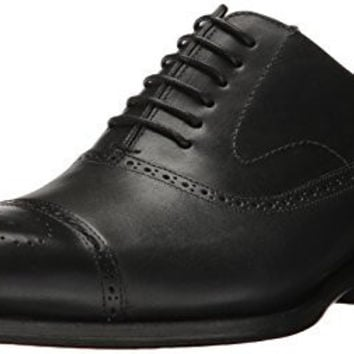 Mezlan Men's Alcala Oxford, Graphite, 9.5 M US