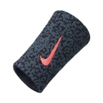 Nike Ace Double-Wide Wristbands (Grey)