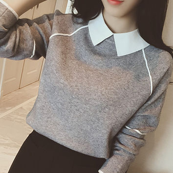 Women's Korean style Fashionable Top