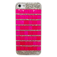 BARBIE PINK CRYSTAL PHONE CASE