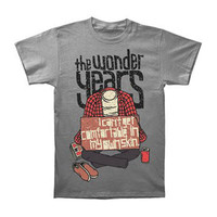 Wonder Years Men's  Comfort T-shirt Grey
