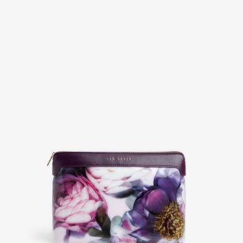 Extra large Sunlit Floral wash bag - Pale Pink | Gifts for Her | Ted Baker NEU