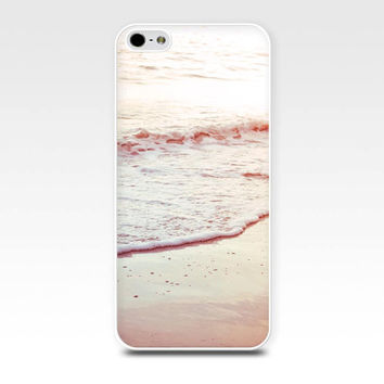 beach iphone case beach scene iphone 5s 5 4s 4 vintage beach nautical iphone case photography case fine art iphone case sunset golden summer