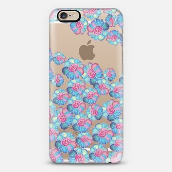 Flowers just for you iPhone 6s case by Julia Grifol Diseñadora Modas-grafica | Casetify