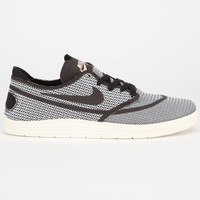 Nike Sb Lunar One Shot Mens Shoes Ivory/Black  In Sizes