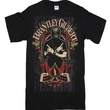 Brantley Gilbert Crossed Arms T-Shirt