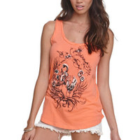 Volcom Hand Drawn Twister Tank at PacSun.com
