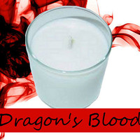 Dragon's Blood Candle in Tumbler 13 oz
