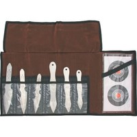 Rough Rider Throwing Knife Set Fixed Blade Knife RR545