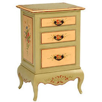 Vernaccia French Night Stand - Nightstands - Bedroom & Bath - Furniture - PoshLiving