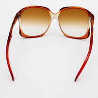 "70's Vintage ""PLAIN SIGHT"" Large Frame Sunglasses"