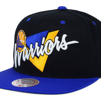 Golden State Warriors NBA Triangle Offense Cap