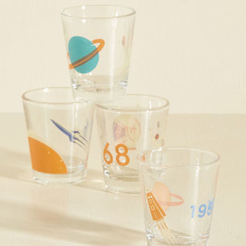 It's Not Chocolate Science Shot Glass Set