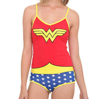 DC Comics Wonder Woman Sleep Set | Hot Topic