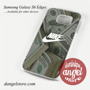 Nike in Dollar Phone Case for Samsung Galaxy S3/S4/S5/S6/S6 Edge/S6 Edge Plus