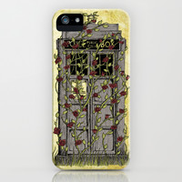 Rose- Doctor Who iPhone & iPod Case by Jon Turner