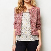 Rosily Tweed Jacket by Cartonnier Pink 2 Jackets