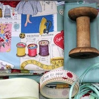 One-Off Standard Monthly Box - Vintage Sewing - My Sewing Box