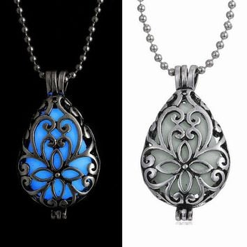 Glow In Dark Locket