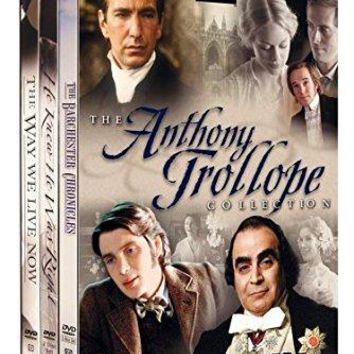 Various - The Anthony Trollope Collection: (The Barchester Chronicles / He Knew He Was Right / The Way We Live Now)