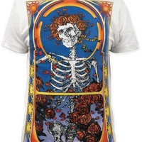 Grateful Dead 1971 Big Print Subway Tee