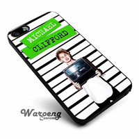 Michael Clifford 5SOS iPhone 4s iphone 5 iphone 5s iphone 6 case, Samsung s3 samsung s4 samsung s5 note 3 note 4 case, iPod 4 5 Case