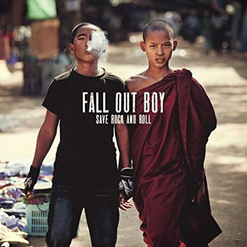 "Fall Out Boy - Save Rock And Roll 2x10"" LP"