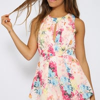 Addison Playsuit - Print