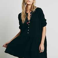 FP Beach Womens Button Up Dress